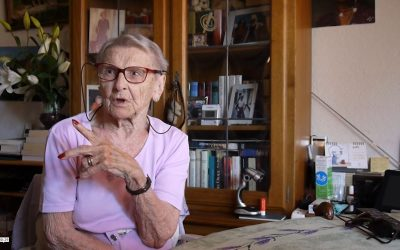 BUDDY: Interview d'une participante au projet de recherche