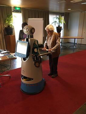 Deuxième réunion de Cocreation aux Pays Bas